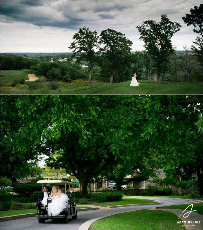 Outdoor Weddings | Bridal Portraits | Outdoor Ceremonies | Austin-area Weddings | Hyatt Lost Pines Weddings | Adam Nyholt, Photographer