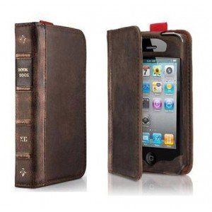 Old Book Design iPhone Case