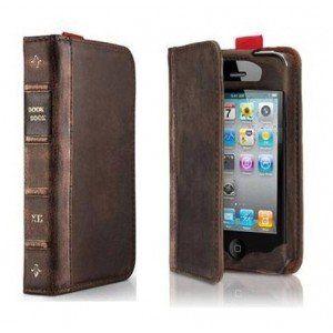Old Book Design iPhone Case