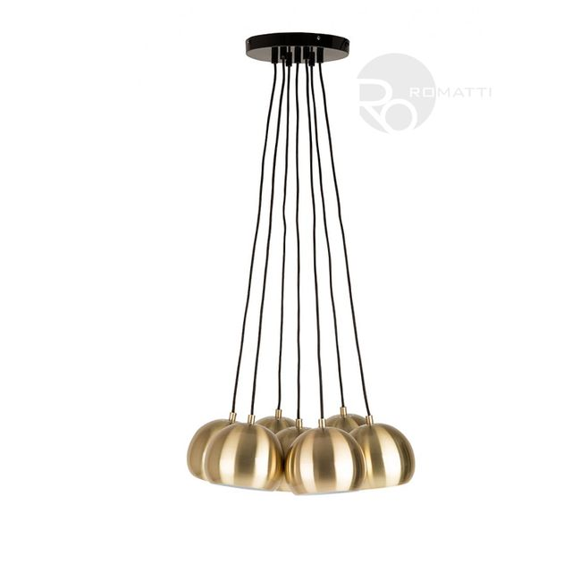 Hanging lamp Zuiver  Style of performance Scandinavian Number of light sources 1 Material of plafond, pendants Metal Metal Frame Material LED bulb type, incandescent Type of cap E27 (Standard) Lamp power 51.0 (W) Switch Type Wall-mounted Remote control No Bulbs included Yes Glow Color White / Yellow   Подвесной светильник Zuiver Стиль исполненияСкандинавский Количество источников света1 Материал плафона, подвесокМеталл Материал каркасаМеталл Тип лампыLED, накаливания