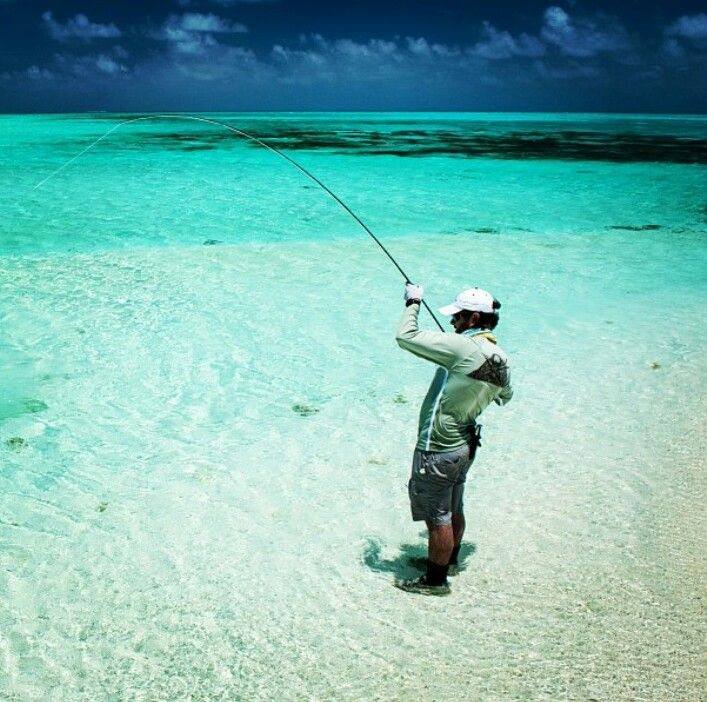Fishing the florida keys for Saltwater fly fishing