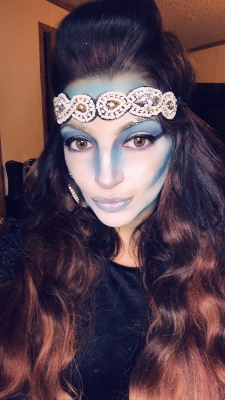 """Winter Makeup """"Ice Queen"""" Winter makeup, Makeup"""