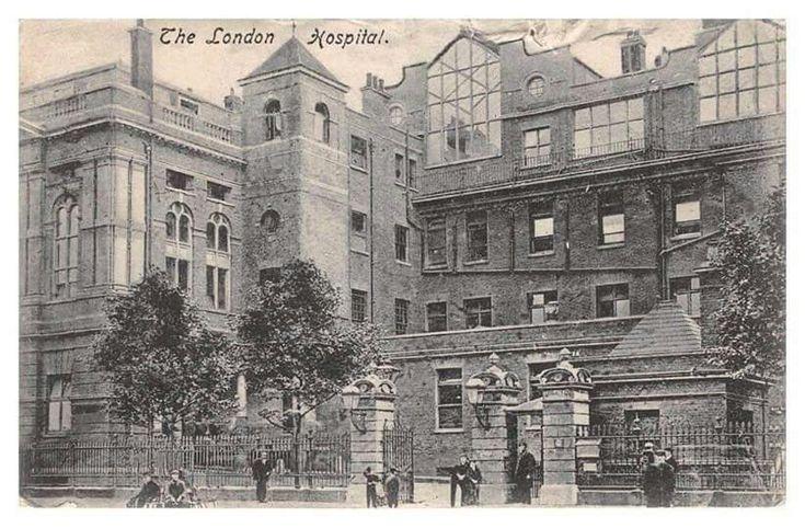 The London Hospital. 1906