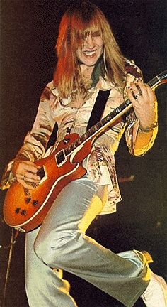 Alex Lifeson Lifeson Constantly Improed His Playing Throughout His