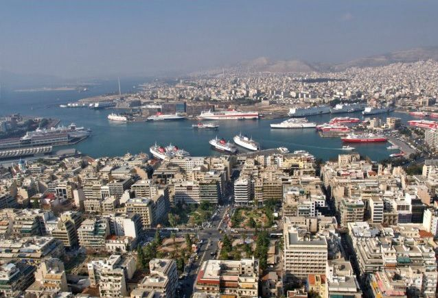 Piraeus Named 'URBACT Good Practice City' for Blue Growth Initiative.