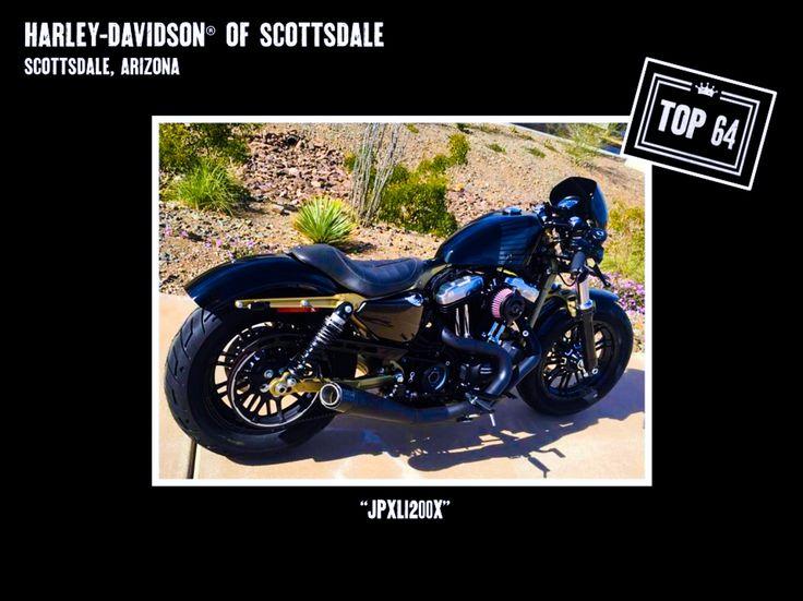 Harley Davidson Range