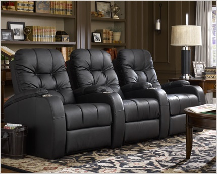 Seatcraft Windsor Home Theater Seating