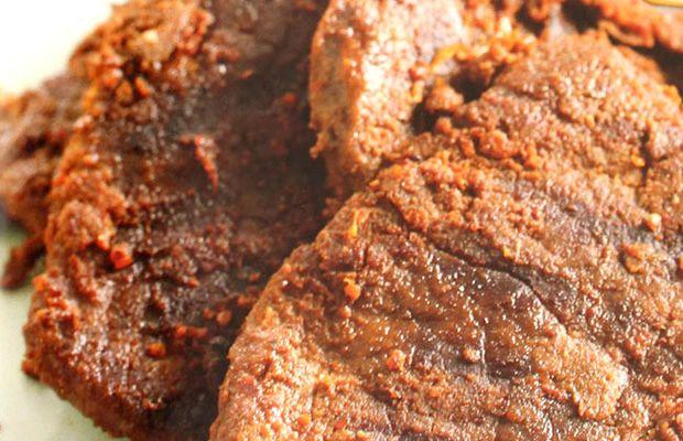 Panggang Belanga ini satu lagi sajian sedap berbahan daging sapi has dalam. Rasanya? Jangan ditanya lezatnya! Silakan baca resepnya disini. Resep Panggang Belanga ini mudah dan sudah pasti akan membuat semua ketagihan untuk nambah dan nambah lagi.
