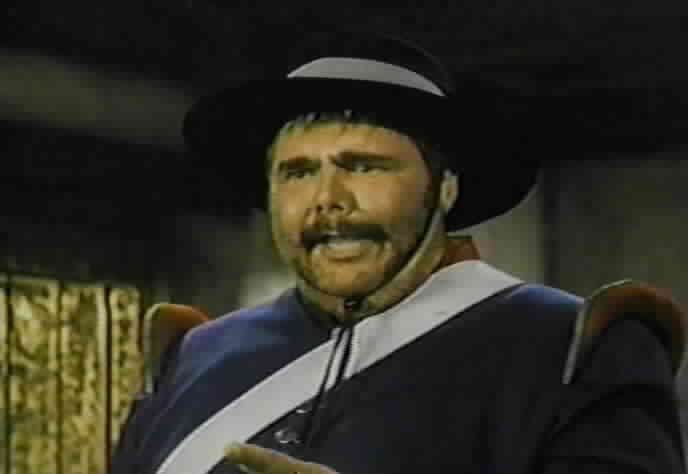 Henry Calvin, de nacimiento Wimberly Calvin Goodman) fue un actor, cantante lírico (barítono) y comediante texano, conocido por su personaje, el sargento García en la serie televisiva El Zorro. Nació el 25 de mayo a principios de la década de 1910 en Dallas, Texas y falleció el 6 de octubre de 1975 en Dallas, de cáncer.