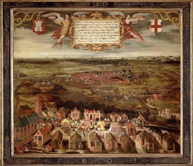 De stad Alkmaar sloeg in het najaar van 1573 succesvol een aanval van de Spanjaarden af. Het was voor het eerst tijdens de Tachtigjarige Oorlog dat een Nederlandse stad een Spaanse belegering wist te doorstaan. Hieraan herinnert bijvoorbeeld de uitdrukking 'Van Alkmaar de Victorie'.