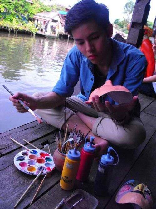 Pchy Paint a mask