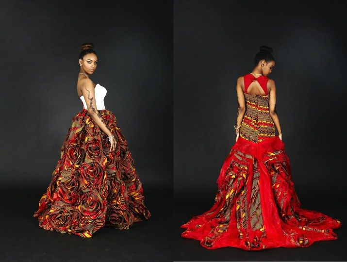 Best 25+ African Dress Designs Ideas On Pinterest