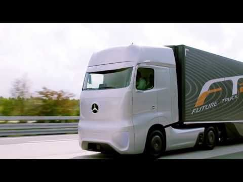 Mercedes Benz Nutzfahrzeuge Zukunft bis 2020 & Setra Bus - Sustainable Public Transport - YouTube