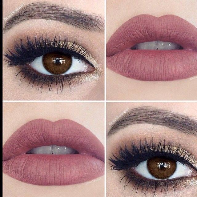 ✨✨ We are in awe of this stunning eye and lip combo by @iheartmakeupart created with her #makeupaddictioncosmetics brushes.  ➡️ Have you seen our selection of new Pigments and Highlighters Launching July 20th! ✨✨ You know where to find us on Makeupaddictioncosmetics.com   We ship worldwide  #makeupaddictioncosmetics #makeupaddictionbrushes