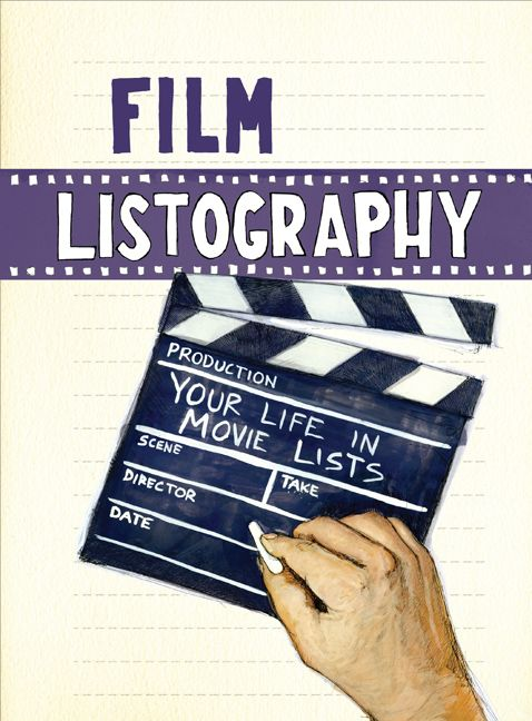 Film Listography (Chronicle Books)