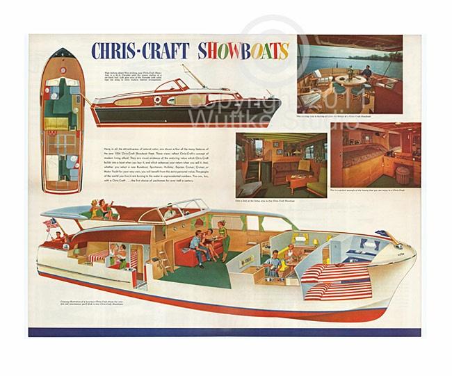 21++ Chris craft corsair 34 info