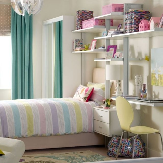 stilvolle schlafzimmer ideen fr teenager mdchen schlafzimmer - Stilvolle Schlafzimmerideen