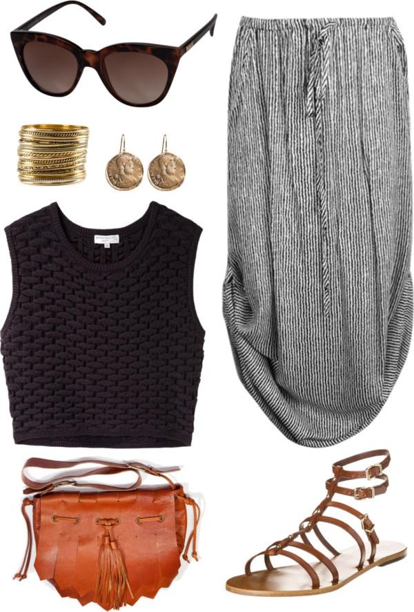"""picnic attire"" by eleahs on Polyvore"