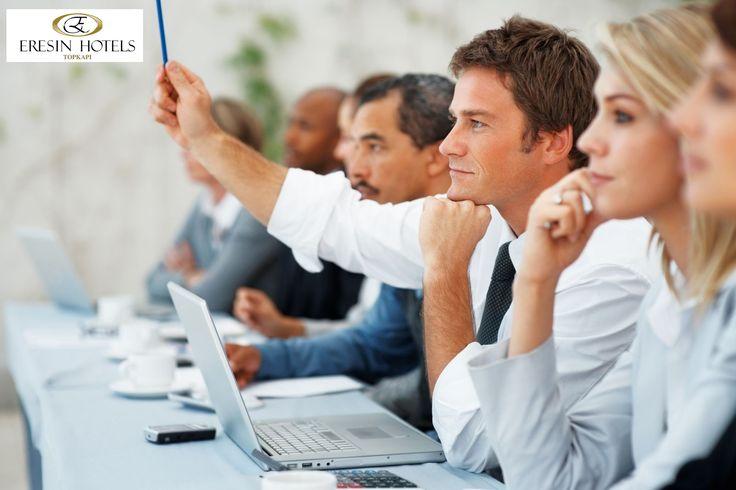 Şirket dışında yapılan toplantı, eğitim ve seminerlerin daha verimli geçtiğini biliyor musunuz?  Did you know meetings, trainings and seminars arranged outside the company are more productive?