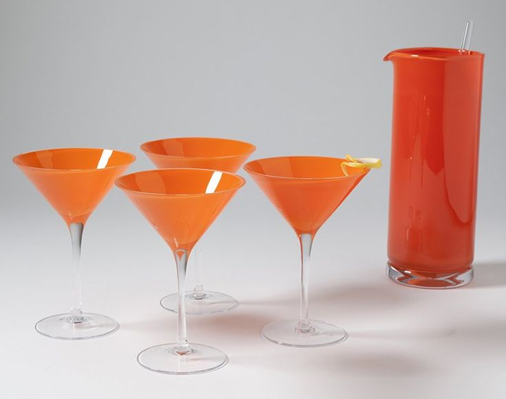 Stephanie Nickolson: Labonia Clementine Transitional Martini Pitcher - XATS-13006-7
