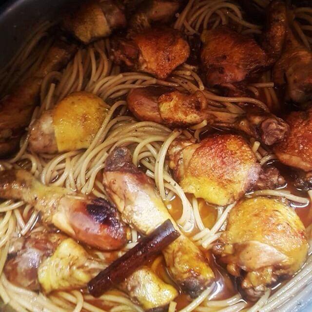 Παραδοσιακό κοτόπουλο παστιτσάδα- του Σεφ Jo Douvlis