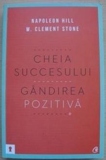 Cheia Succesului = Gandirea Pozitiva http://ideileluiadi.wordpress.com/2012/03/31/cheia-succesului-gandirea-pozitiva/