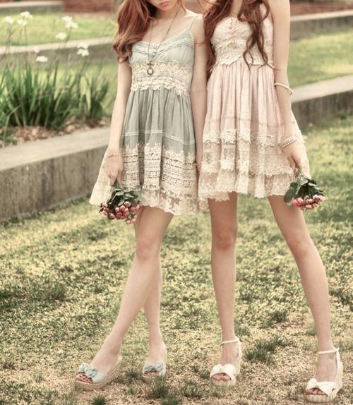 Vintage Dresses Just Cute
