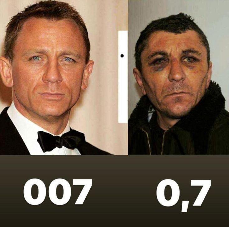 Черные, агент 007 смешные картинки