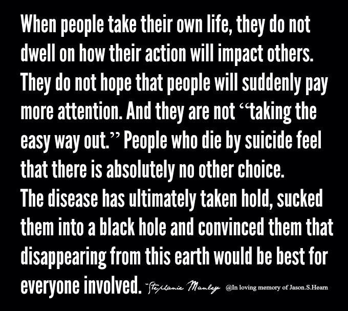 Suicide. this is sad but it's true.