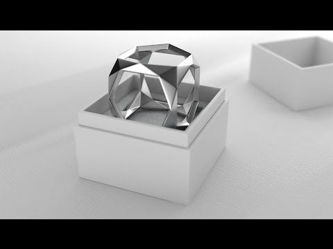 Jewelry making is not rocket science. Using our free, online 3D modeling tool VECTARY and 3D printing services such as Shapeways, anyone can create their own custom jewelry. See the final 3D model: https://www.vectary.com/l/Cubic-ring