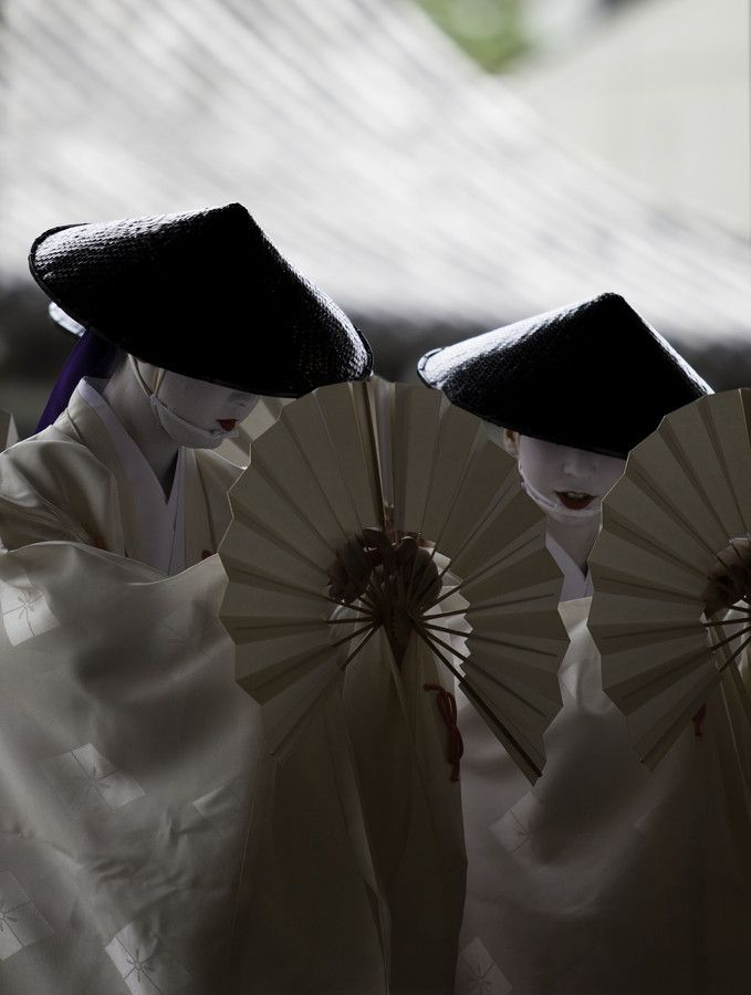 Yasaka Dance by Sam Ryan. Gion Matsuri, Kyoto, Japan