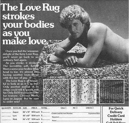 MMmmmm I think I will have one in Mink and Jaguar!! lol: Laughing, Awkward Moments, Old Noticed, Vintage Observed, 1970S, Funny Stuff, Rugs Burning, Things, Vintage Ads