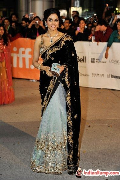 2014 DESIGNER SAREE COLLECTION | Designer Bollywood Sarees 2013-2014 Indian Oufits_IndianRamp.com