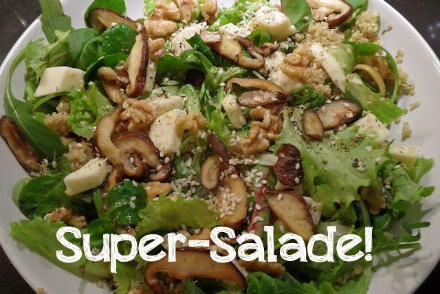 superfoods salade, gezond2