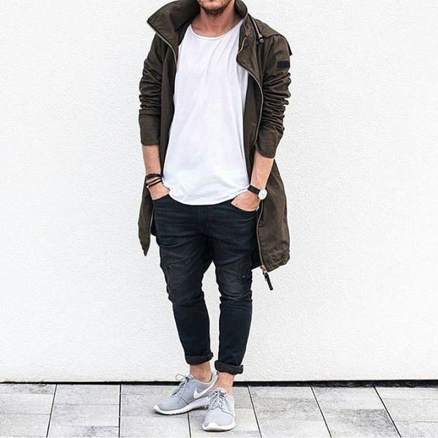 Laidback style for the urban warrior