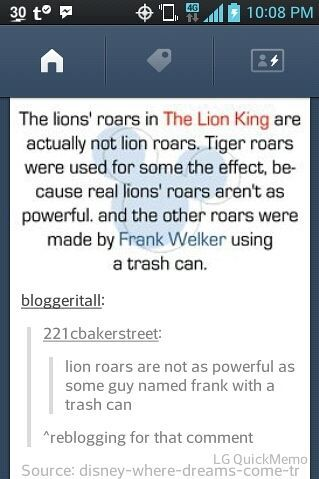 8 Times Tumblr Users Truly Understood The Lion King   moviepilot.com