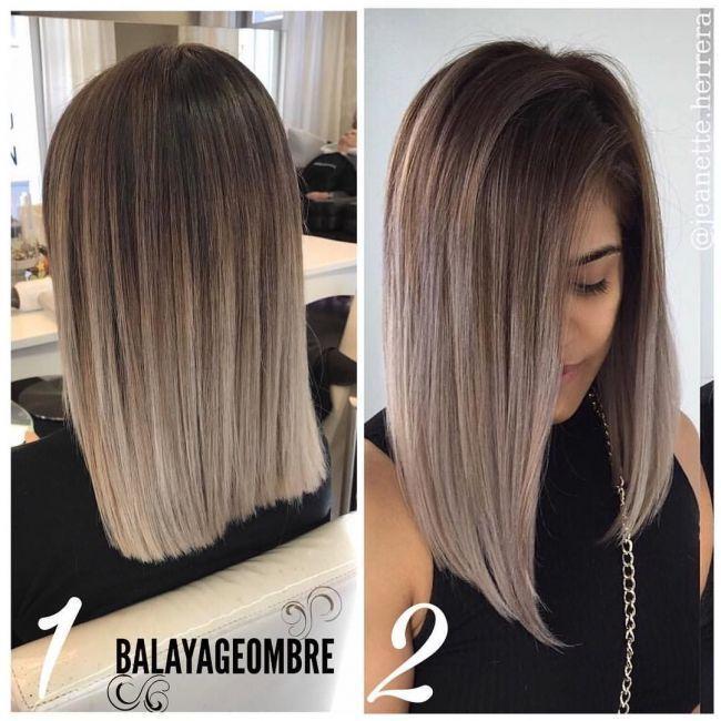 20 Balayage Ombre Kurzes Haar – #balayage #Haar #k…