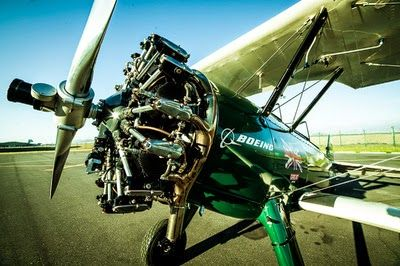 """Lady Icarus: BBC to Screen """"The Aviatrix"""" on Paddy's Day"""