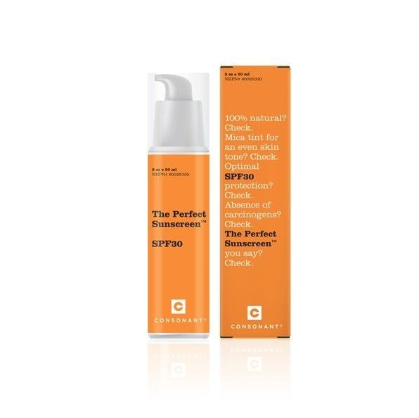 The Perfect Sunscreen SPF 30  by Consonant  (http://www.sessabeldispensary.com/consonant-the-perfect-sunscreen-spf-30/)