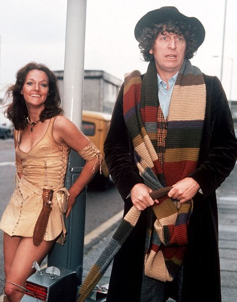 tom baker dr who | slightly anxious and defensive eccentric: Tom Baker as Dr Who in ...