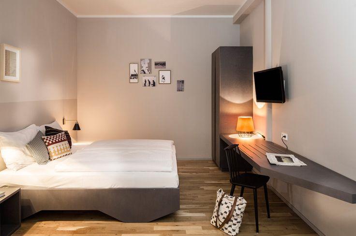 Hotels München ++ günstige Hotelzimmer buchen ++ BOLD Designhotels München