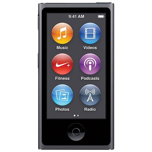 Apple iPod nano 7th Generation 16GB - Space Grey