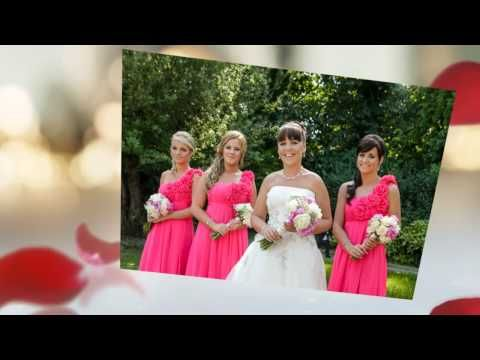 Lisa & Adam wedding at Leixlip house, Kildare - YouTube