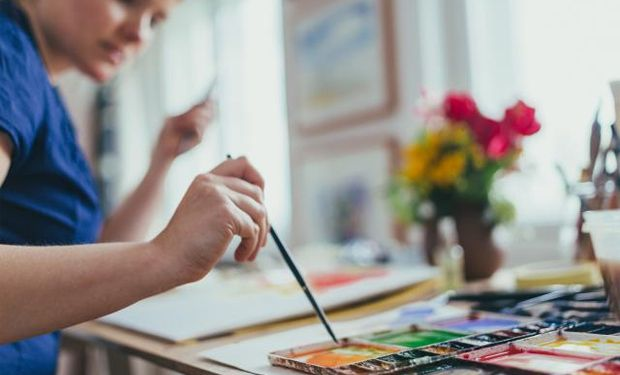 How To Begin Painting