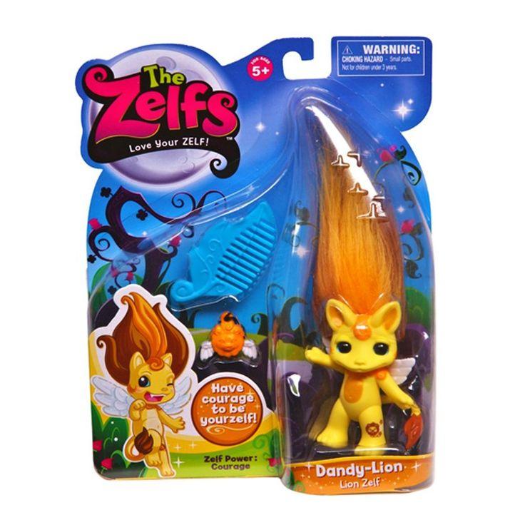 Dandy-Lion Series 2 Medium Lion Zelf: Amazon.co.uk: Toys & Games