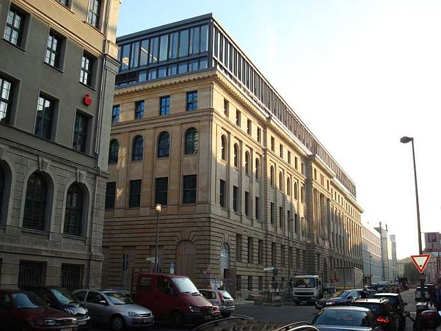 Umbau, Sanierung, Aufstockung Behrenstraße 42 - Page 2 - Berlin - Architectura Pro Homine