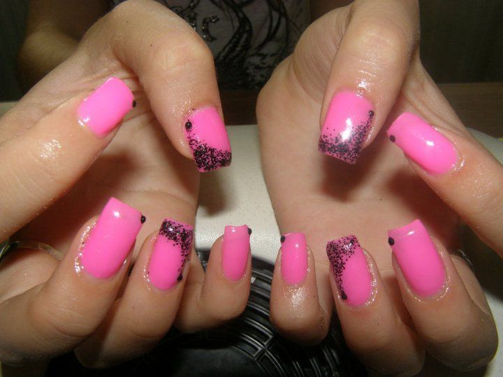 nail designs for 2015 | nails 2015 french gel nails french nails design 2015 colour gel nails ..