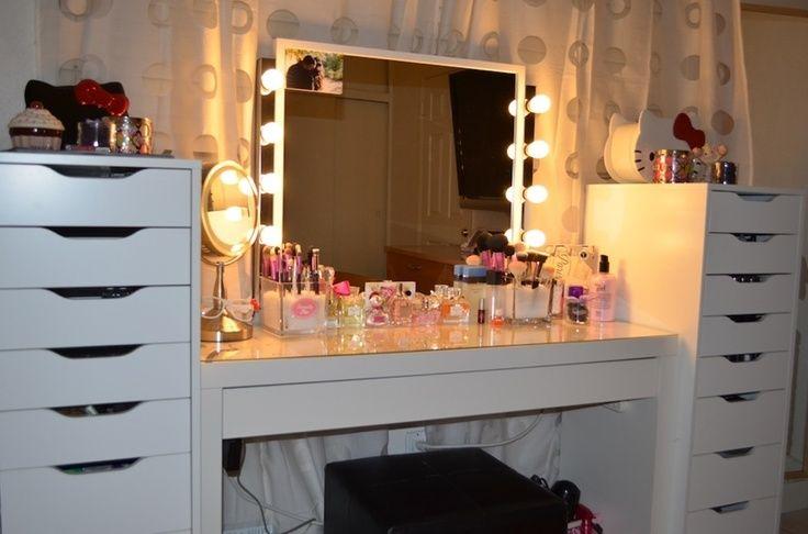 Ikea Alex Makeup Vanity Pvt Collections
