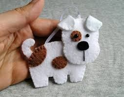 Картинки по запросу поделки-к-новому-году-собаки