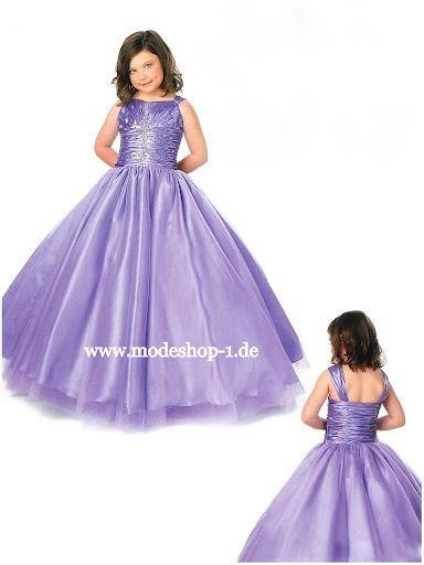 Kinder Mode Mädchen Kleid Christrose Blumenmädchenkleid  www.modeshop-1.de
